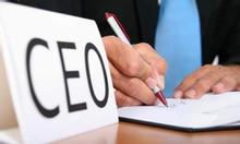 Khóa học Giám đốc Điều hành CEO K50