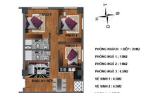 Còn 1 số căn KĐT Cổ Nhuế Nam Cường giá từ 25.5tr/m2