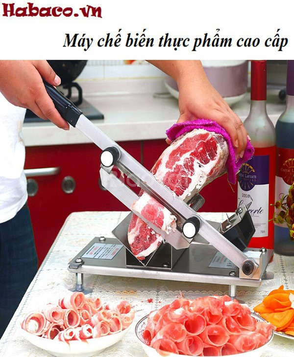 Máy thái thịt đông lạnh cầm tay 441251