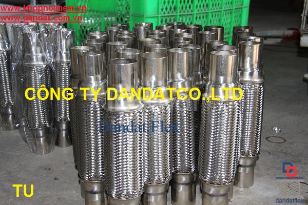 Khớp giãn nở RS-200/ống ruột gà lõi thép bọc nhựa PVC/ống mềm PCCC (ảnh 7)