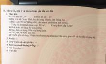 Dự án Song Phương Phước Thái, Long Thành 27/246 chỉ 1 tỷ