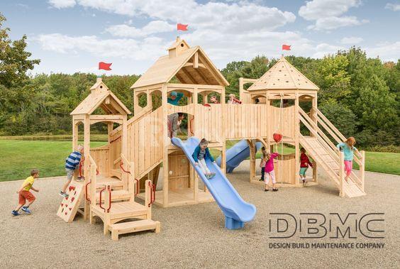 Lựa chọn nhà thầu uy tín để thiết kế thi công khu vui chơi cho trẻ em
