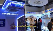 Lắp đặt máy lạnh âm trần Daikin FCFC125DVM/RZFC125DY1 Inverter
