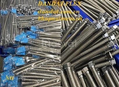 Sỉ sản phẩm ống nước inox, ống cấp nước, dây cấp nước nóng lạnh dài