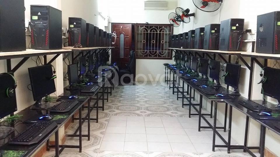 THANH LÝ Bộ máy tính chơi game LOL FIFA DOTA2 Giá rẻ + NGON