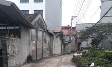 Bán 66m2 đất Phương Canh, Nam Từ Liêm, có thể cắt đôi xây nhà để bán