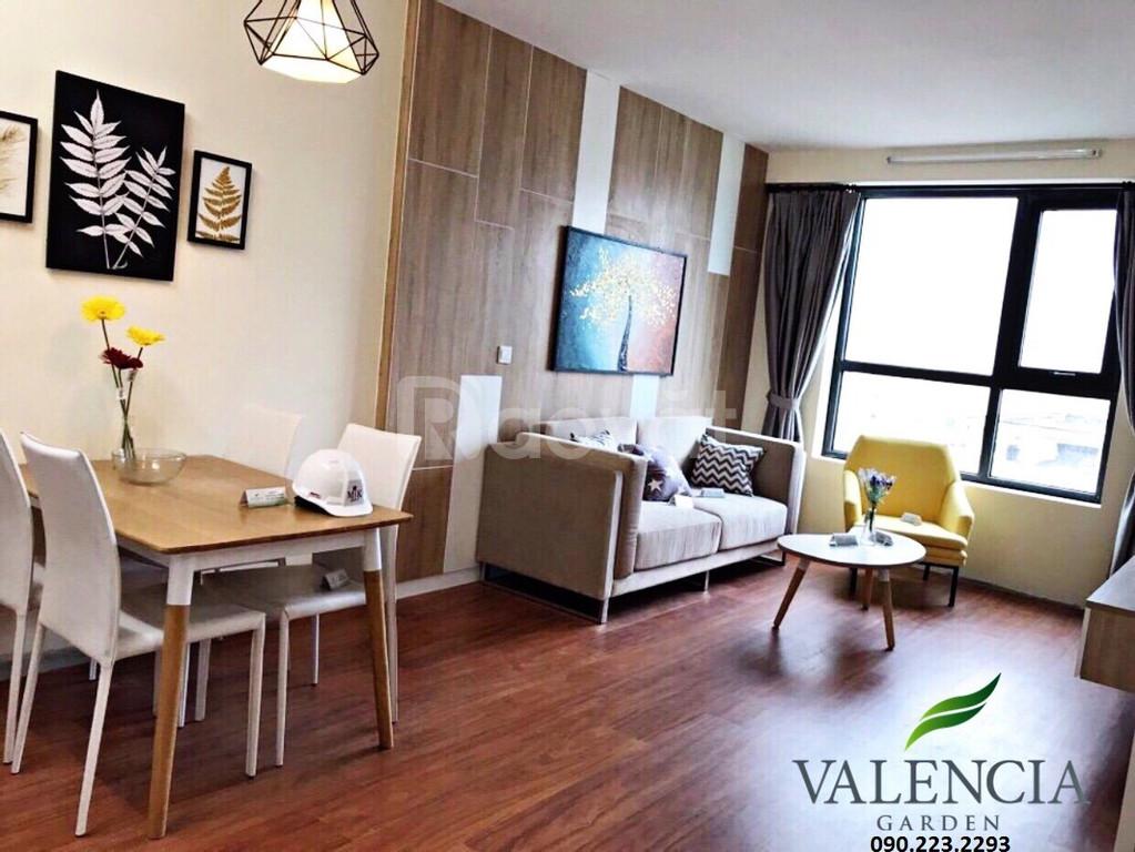 [Nhận nhà ở ngay] Căn ngoại giao dự án Valencia Garden Việt Hưng 1.4tỷ