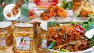 Khô gà món ăn vặt ngon (ảnh 4)