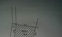 Bán mảnh đất 40m2 tại Thụy Phương có sẵn nhà cấp 4 mới xây giá chỉ 1.3
