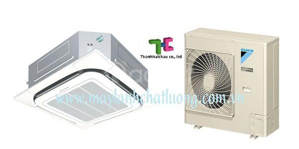Cung cấp & lắp đặt Máy lạnh âm trần Daikin 5.5HP Gas R410 giá rẻ