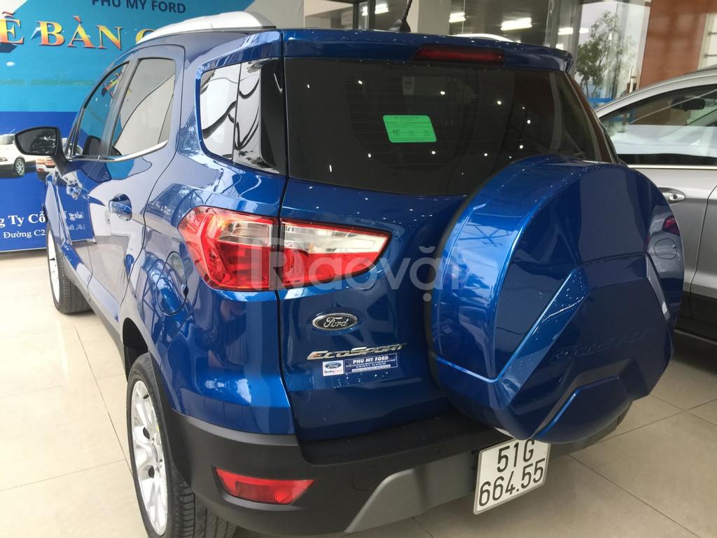 Ford Ecosport - dòng xe thích hợp trong thành thị