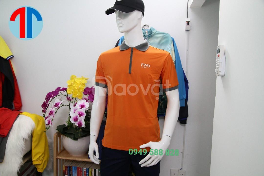 Công ty may đồng phục áo thun giá rẻ uy tín cạnh tranh trên toàn quốc
