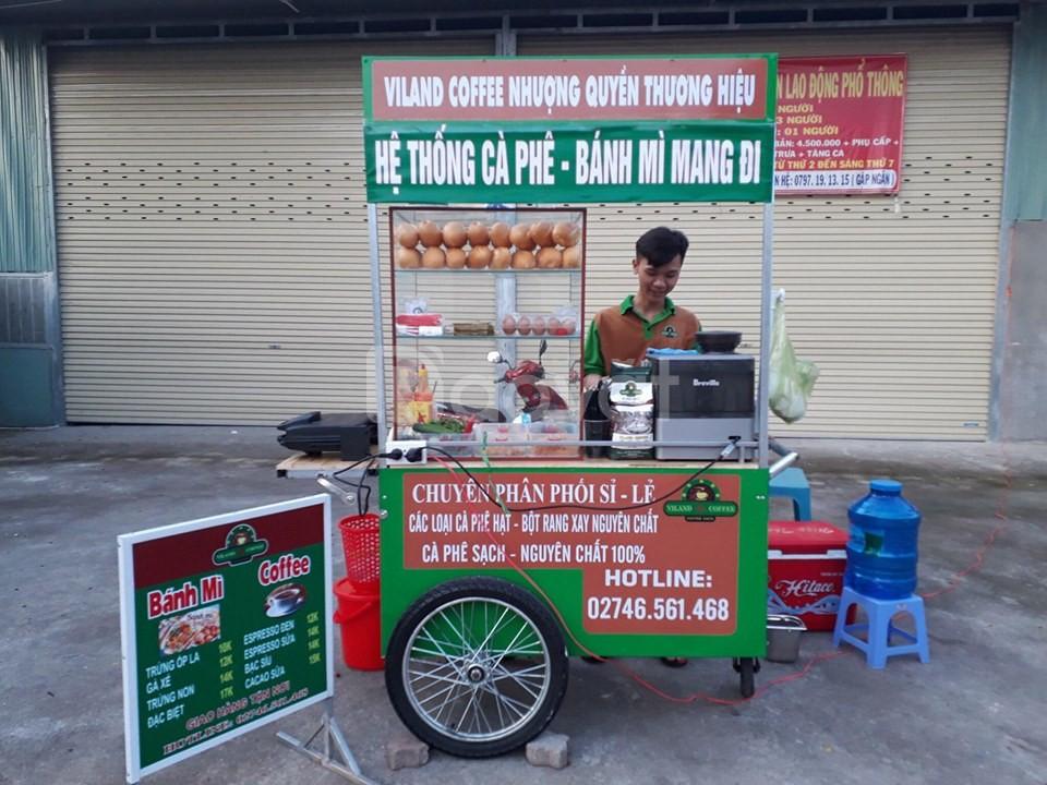 Tuyển nhân viên bán cà phê part-time