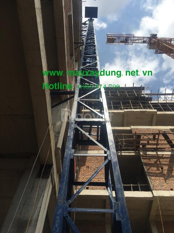 Vận thăng nâng hàng xây dựng