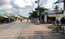 Nhà đất trong chợ Tân Phú Trung - Củ Chi
