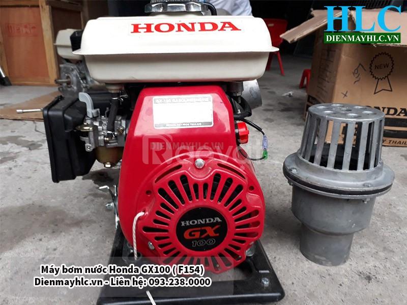 Phân phối máy bơm nước chạy xăng Honda chính hãng tại Hà Nội