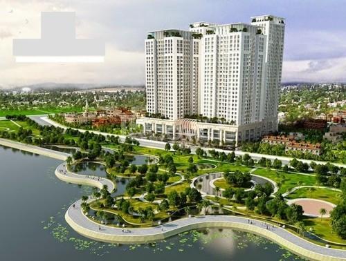 Cần bán căn hộ 80m2 giá 1,9 tỷ khu Ngoại giao đoàn, Bắc Từ Liêm