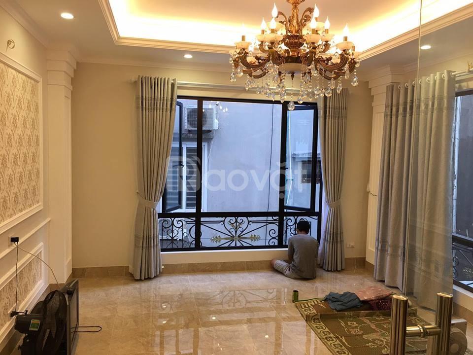 Nhà đẹp Thái Hà ôtô vào nhà, kd, thang máy, 60m x 6 tầng 9.5 tỷ