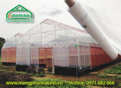 Cách làm nhà kính trồng hoa, cách làm nhà kính trồng rau sạch