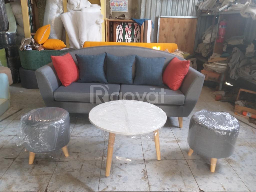Ghế sofa băng chờ cao cấp