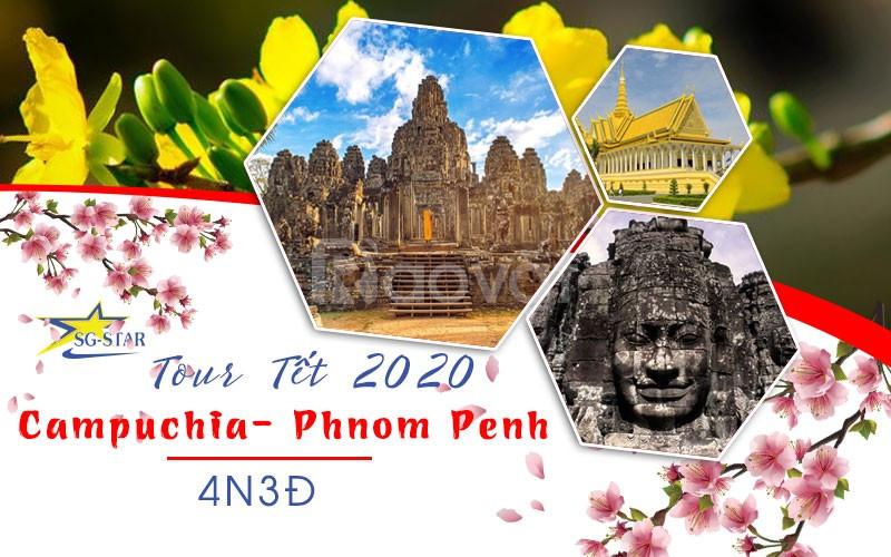 Tour Campuchia Tết 2020 – Siem Reap