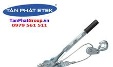 Pa lăng cáp lắc tay-TRK8021