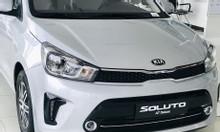 Cuối tháng Kia Soluto giảm tiền mặt, tặng bảo hiểm