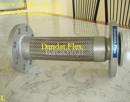 Ống nối mềm inox nối ren, ống mềm inox 304 - 29.10.19