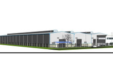 Cho thuê xưởng mới tại cụm công nghiệp xã Vĩnh Tân, huyện Tân Uyên