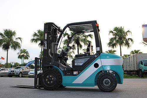 TFV204 Xe nâng dầu Baoli Model KBD25, năm 2019