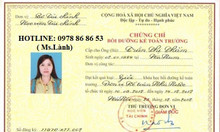 Học kế toán trưởng tại Đà Nẵng
