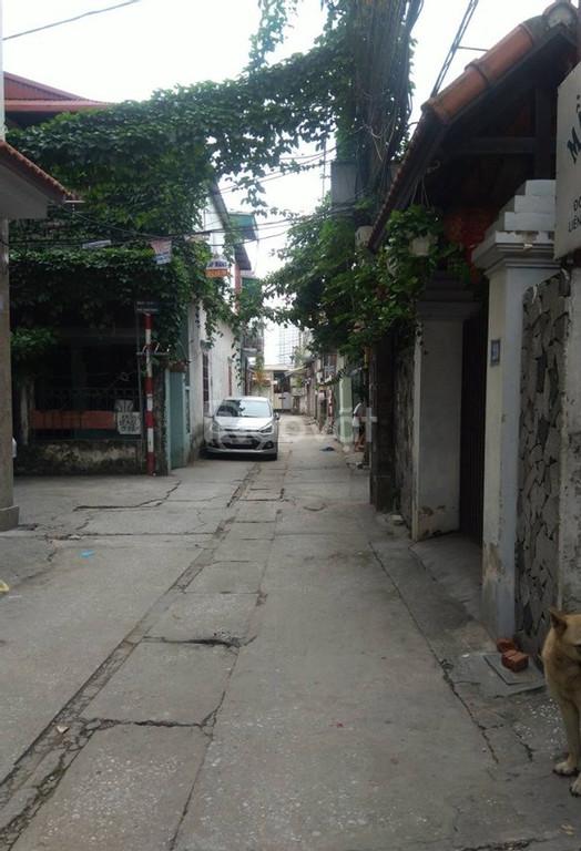 Bán nhà Vương Thừa Vũ, Thanh Xuân 35m, Mt 4.6m, đường ô tô 3.3 tỷ