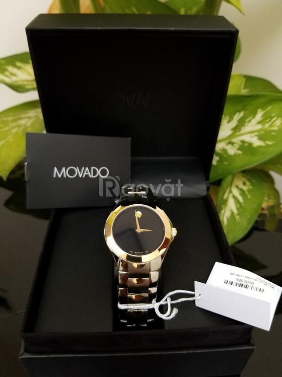 Đồng hồ nam xách tay chính hãng Movado 0606906 – Mã: M307