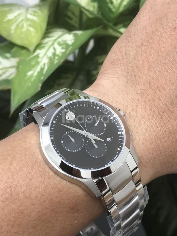 Đồng hồ Nam xách tay chính hãng Movado 0607037 – Mã: M322