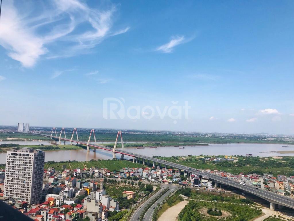 Ra hàng CH penthouse Sunshine Riverside view sông Hồng cầu Nhật Tân