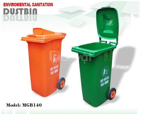 Địa chỉ cung cấp thùng rác nhựa 120 lít