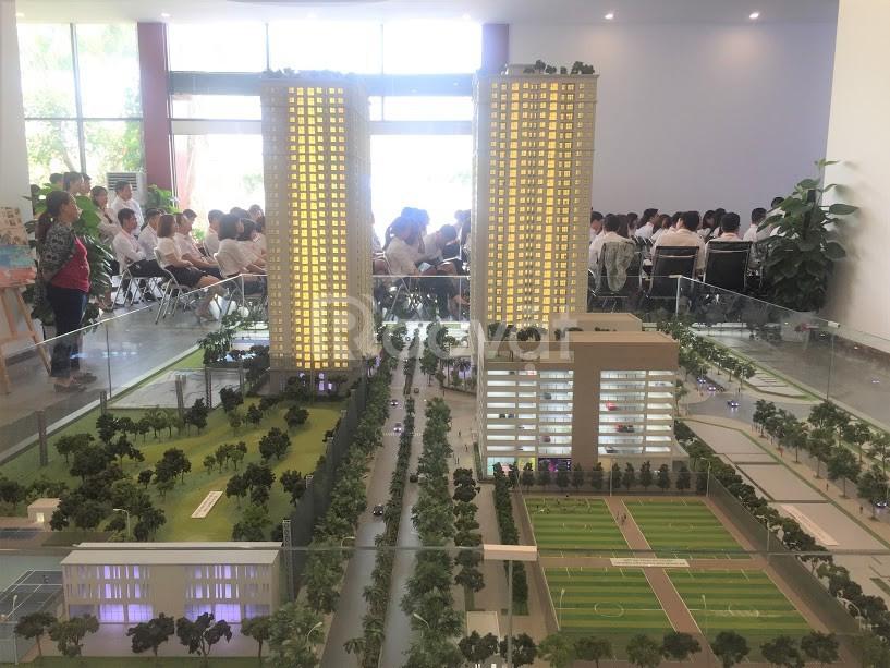 Chỉ 800tr sở hữu ngay chung cư Hoàng Mai ở ngay 3 phòng ngủ