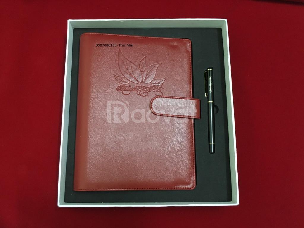 Sản xuất in ấn trực tiếp các loại sổ tay, sổ da