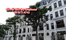 Liền kề shophouse Larissa Nguyễn Xiển, DT 75m2 - 242.9m2