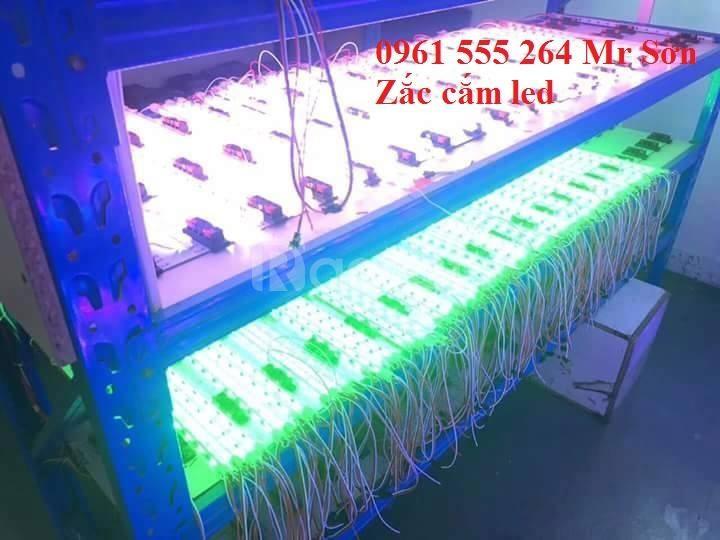 Dây nối đèn led 2 đầu âm dương