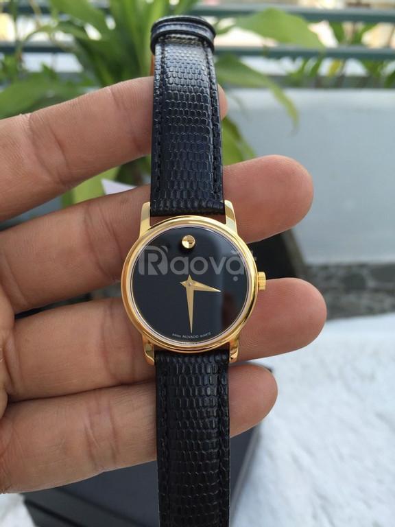 Đồng hồ Nữ xách tay chính hãng MOVADO 2100006 – Mã: W30