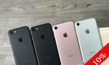 Sale 10% cho dòng sản phẩm Iphone 7 32gb