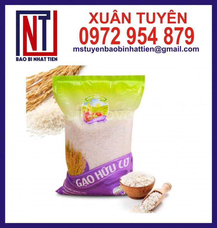 Bao bì đựng gạo 1kg, 2kg, 5kg