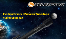Kính thiên văn Celestron PowerSeeker D50F600AZ
