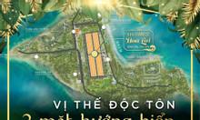 Cơ hội sở hữu đất mặt biển Phú Yên - chỉ ~9tr/m2