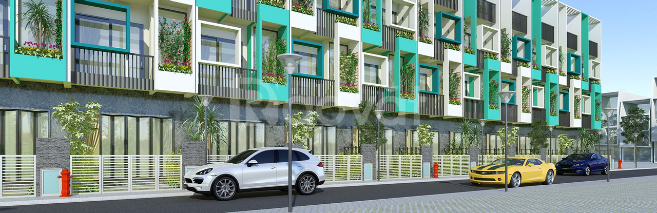 Dự Án nhà phố D-Village Thủ Đức mặt tiên Quốc Lộ 13 sát Vạn Phúc City