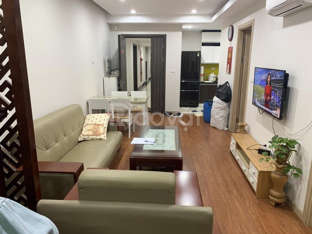 Cho thuê CHCC tại HD Moncity Hàm Nghi 67m2 full đồ đầy đủ 12tr/tháng