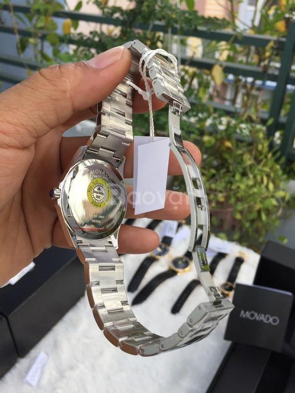 Đồng hồ Nam xách tay chính hãng Movado 0606116 – Mã: M252