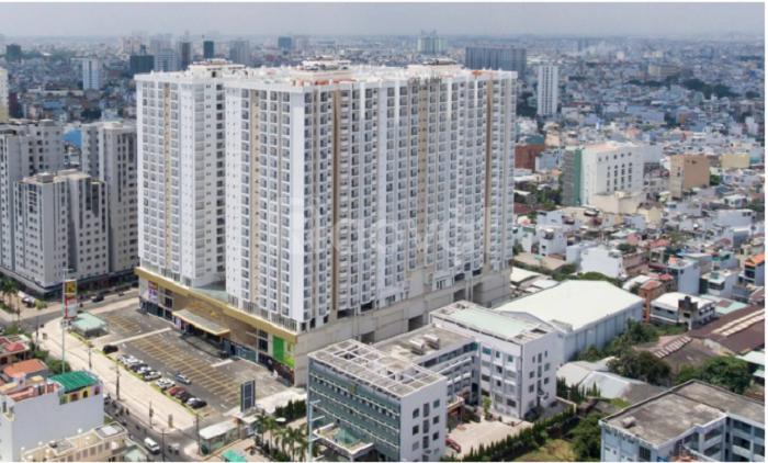 Bán căn hộ Oriental Plaza mặt tiền Âu Cơ Tân Phú (ảnh 6)