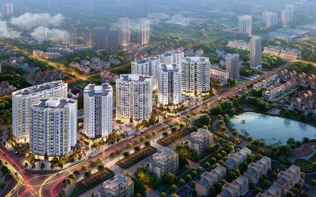 Mở bán Chung cư cao cấp Le Grand Jardin Sài Đồng